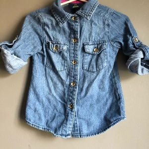 Oshkosh denim shirt